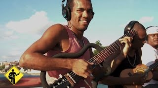Samba de Viola   Sangue Brasileiro   Playing For Change   Live Outside - traditional samba music brazil