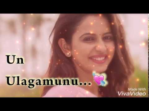 Whatsapp Status Tamil Love Song Youtube