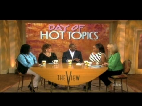 Dr. Bill Releford on ABC's THE VIEW