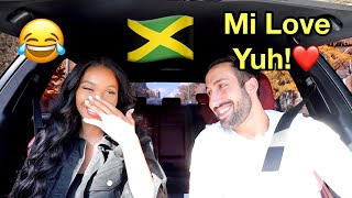 SPEAKING ONLY ( JAMAICAN ) PATOIS TO MY GIRLFRIEND FOR 24HRS!