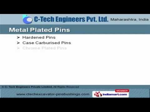 Machined Components By C- Tech Engineers Private Limited [Pune], Maharashtra