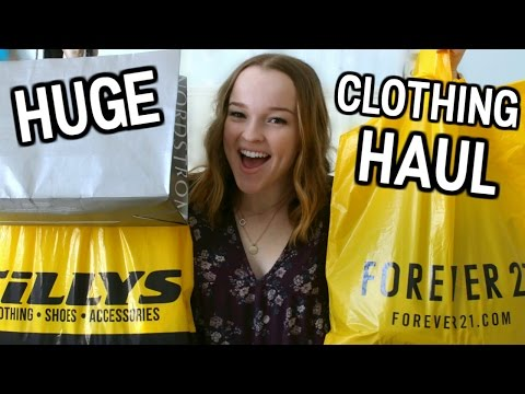 HUGE Try-On Spring Clothing Haul! | Emma Monden