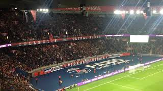 Paris / OL (Ligue 1 18-19) - Supporters parisiens