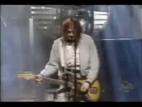Nirvana - Frances Farmer ... (live Last American Show)