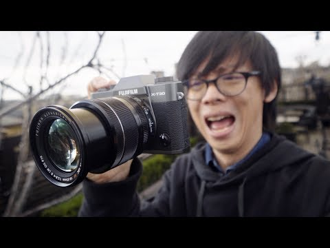 Fujifilm X-T30 First Look