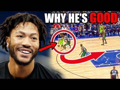 Why Derrick Rose Is GOOD Again (Ft. Old NBA Highlights, Crossovers, Weird Jumpshots)