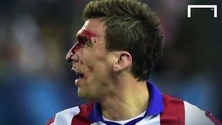 Simeone brushes off Mandzukic clashes | Atletico Madrid 0-0 Real Madrid