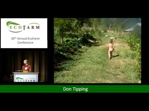 2015 EcoFarm Plenary: Successful Organic Farmers