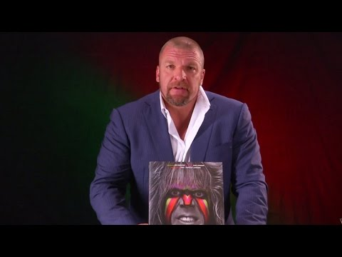 "Triple H takes a special look at ""Ultimate Warrior: A Life Lived 'Forever'"""