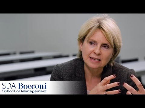 An Interview with Christine Novakovic, UBS Switzerland | SDA Bocconi