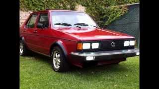 Vw Atlantic 1986 Comercial mk1 gls Mexico 1984 cd