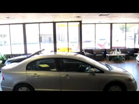 2007 Honda Civic Hybrid 5950 918 382 7600 By Global Car Sales Youtube