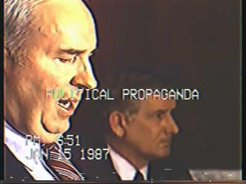 PoliticalPropaganda Feat. Budd Dwyer (Official Visual)