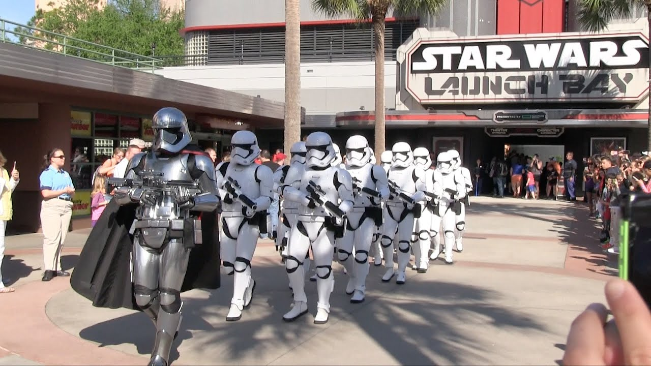 Image result for stormtrooper hollywood studios