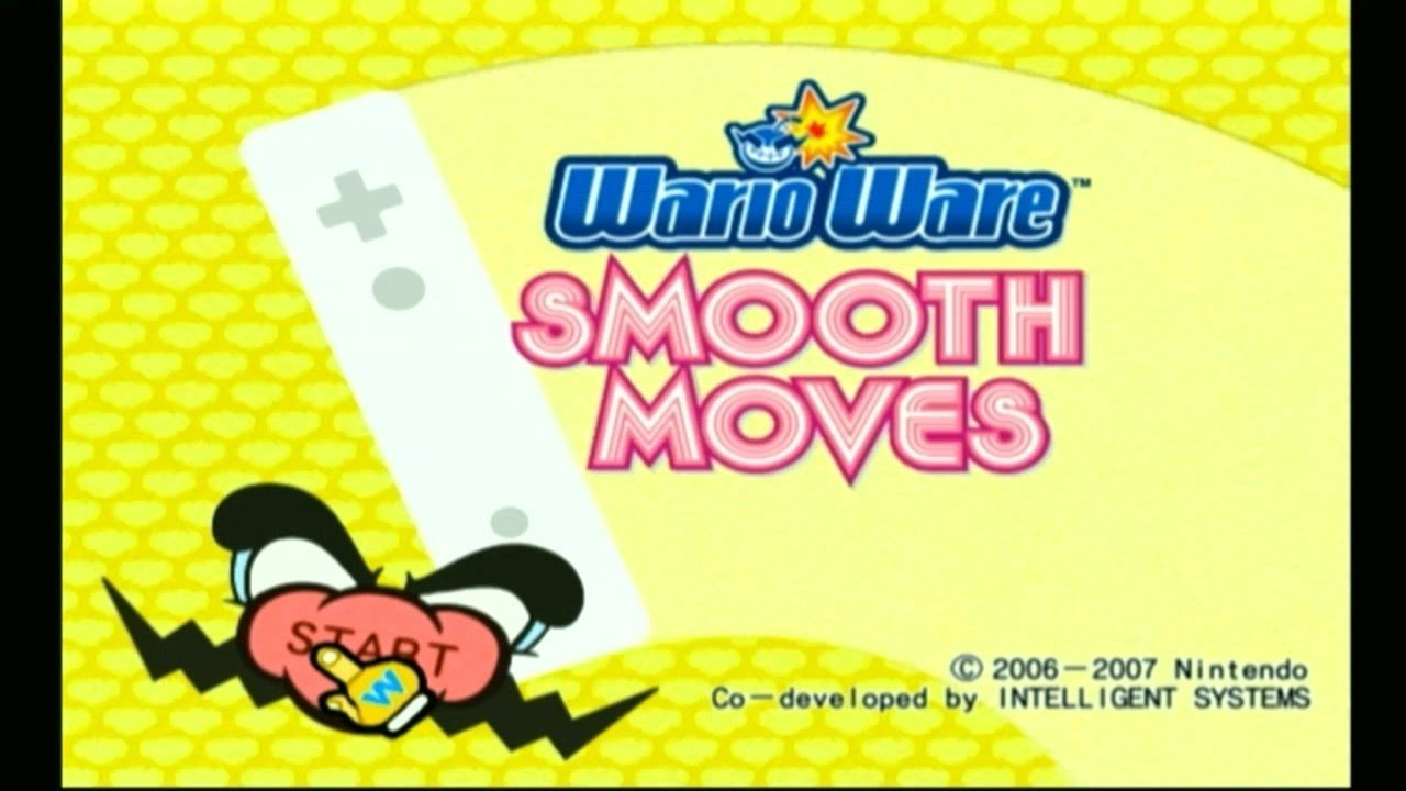 WarioWare Smooth Moves - All Unique Microgame Fail Animations