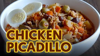 Chicken Picadilyo