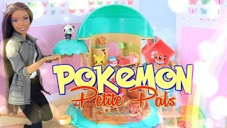 Unbox Daily: POKEMON Petite Pals Play Sets   Garden Adventures   House Party & More