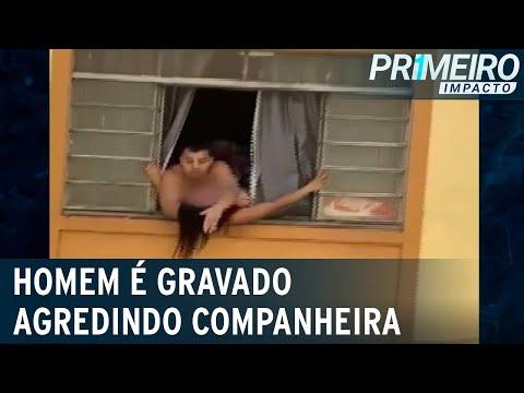 被虐打4天 孕妇跳窗 被夫勒颈拖回恐怖画面曝光