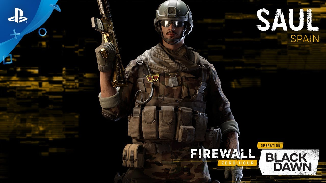 Firewall Zero Hour - Operation Black Dawn Content Reveal | PS VR