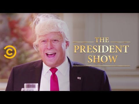 Thumbnail: Charm School for Manners and Diplomacy - The President Show