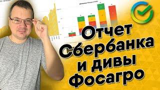 Дивиденды Фосагро и НКНХ. Отчет Сбербанка по РСБУ и рост цен на газ в Европе