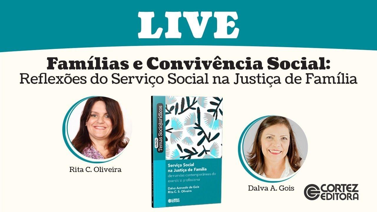 Famílias e conviv��ncia social: reflexões do Serviço Social na Justiça de Família