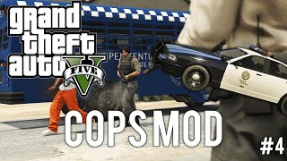 GTA V SP- Bad Cop #4 [PRISON SEX?!] (LSPDFR Police Mod!)