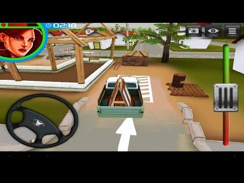 3D American Truck - Android GamePlay