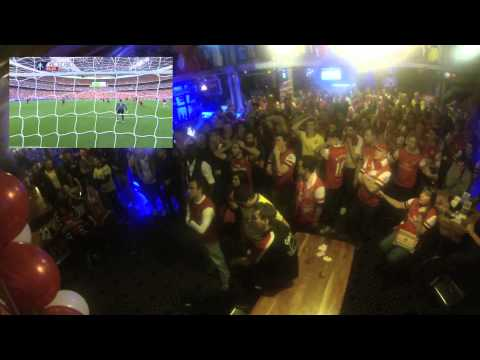 Adelaide Gooners FA Cup Night 2014