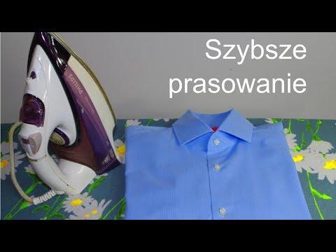 e0f0d3d9fe426 Jak szybko wyprasować koszulę | How to iron a shirt in 3 minutes - YouTube