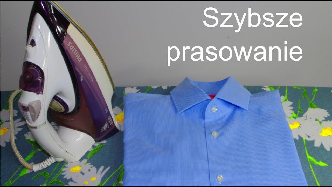 20786f447d618 Jak szybko wyprasować koszulę | How to iron a shirt in 3 minutes ...