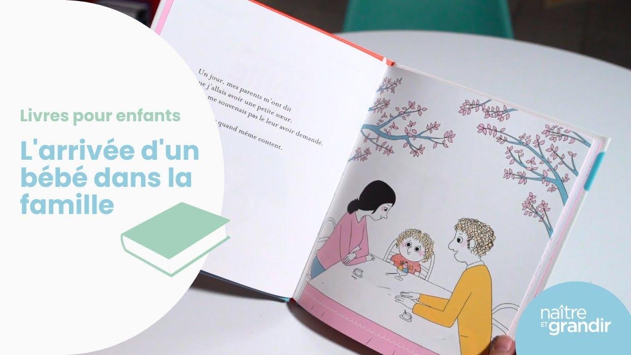 L Arrivee D Un Bebe Dans La Famille Livres Pour Enfants