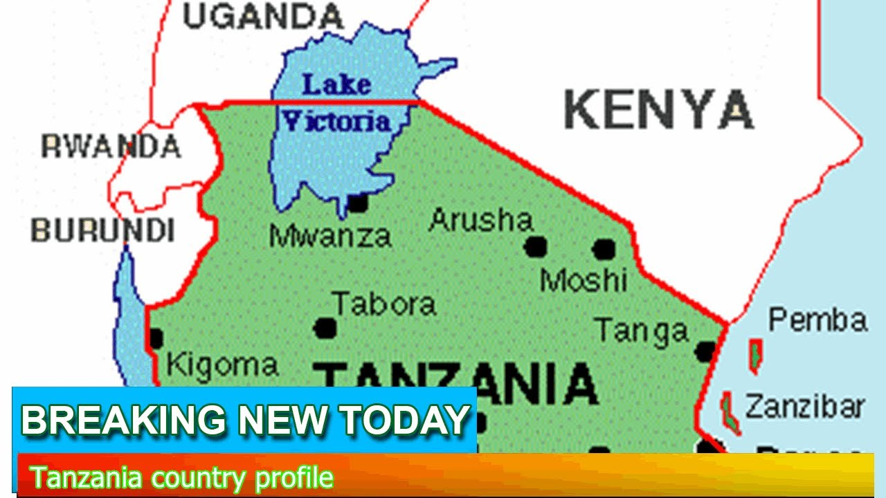 Breaking News Tanzania Country Profile Today
