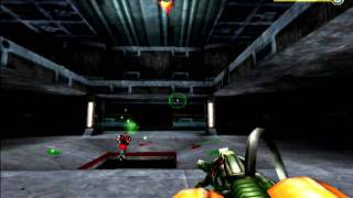Unreal Tournament (PS2 Gameplay)