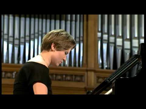 Maria Tretyakova,  Tchaikovsky Competition