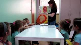 Уникальное обучение в детском саду Гаон 2015