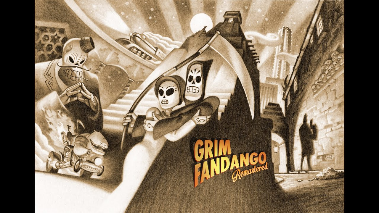 Grim Fandango Remastered Free Download PC Games