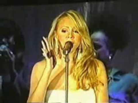 10 My Saving Grace - Mariah Carey (live at Zurich)