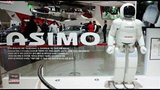 Honda Asimo 2015 ( 혼다 아시모)