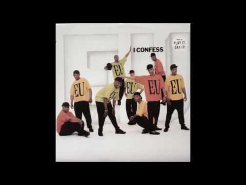 E.U. - I Confess (E.U. Dub). 1990 Virgin Records America, Inc.
