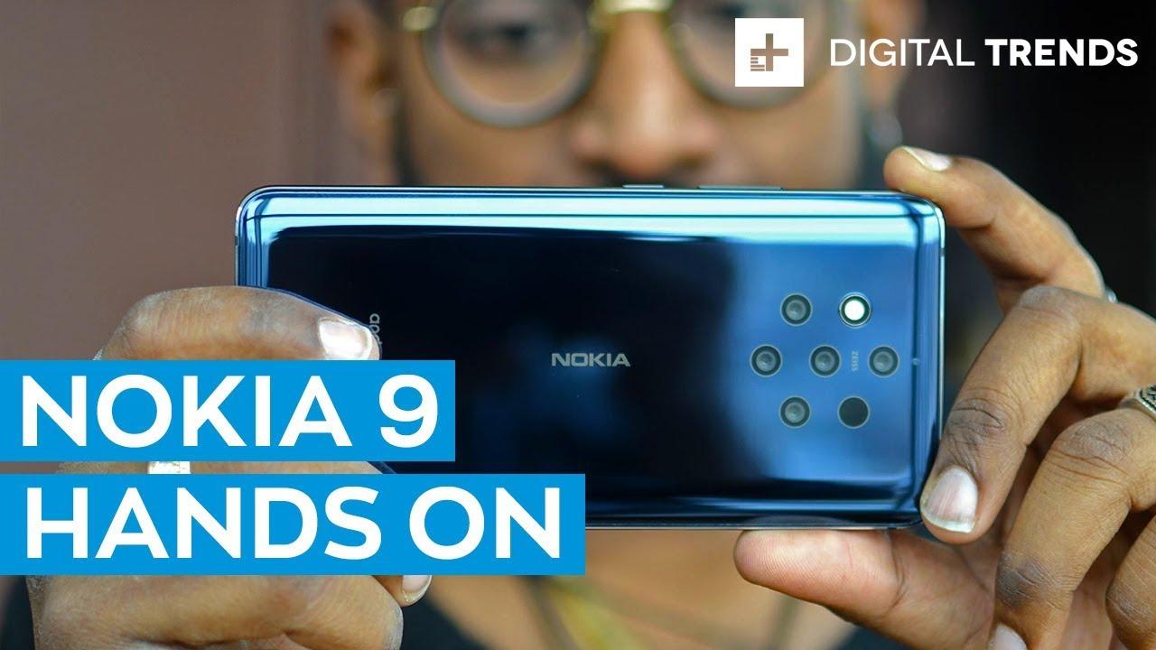Hands-On: Nokia 9 PureView Review: Next-Gen Cameras
