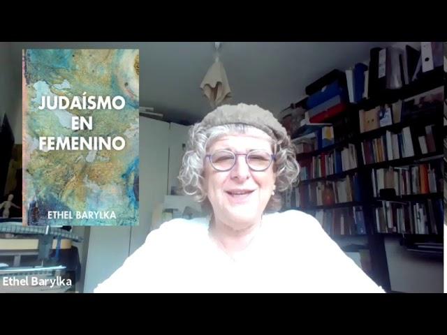 Entrevista a la escritora de Judaísmo en Femenino