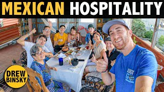MEXICAN HOSPITALITY (Best in Latin America!)