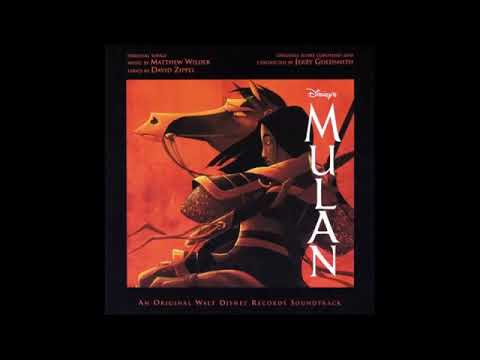 "( "" The Matchmaker - Mulan , An Original Walt Disney Records Soundtrack "" )"
