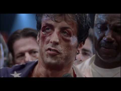 Rocky IV: Final Speech