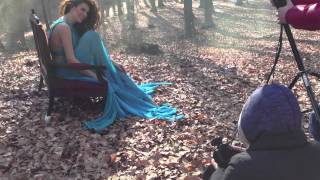 Andreea D Magic Love (making of Photo Shooting)