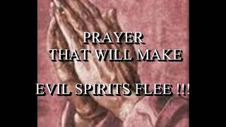 Extremely Powerful Spiritual Warfare Prayer  - Save and Play Daily