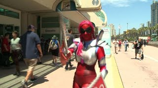 Comic-Con 2018 opens in San Diego