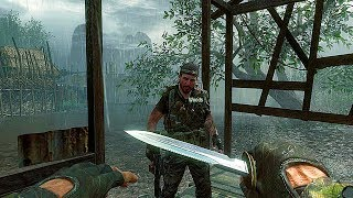 Call of Duty Black Ops- Vietnam Jungle Mission PC Gameplay 1080p 60fps