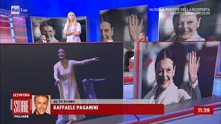 Raffaele Paganini ricorda la grande Carla Fracci - Storie italiane 27/05/2021